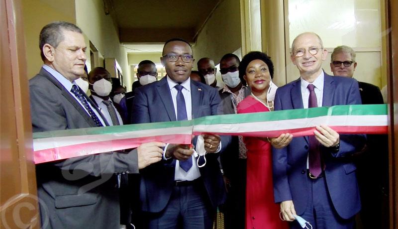 Covid-19: Le Burundi se dote de centres de données et de prise en charge