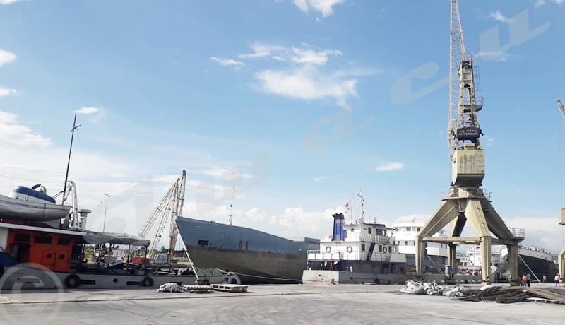 Montée des eaux du lac Tanganyika : le port de Bujumbura en souffre