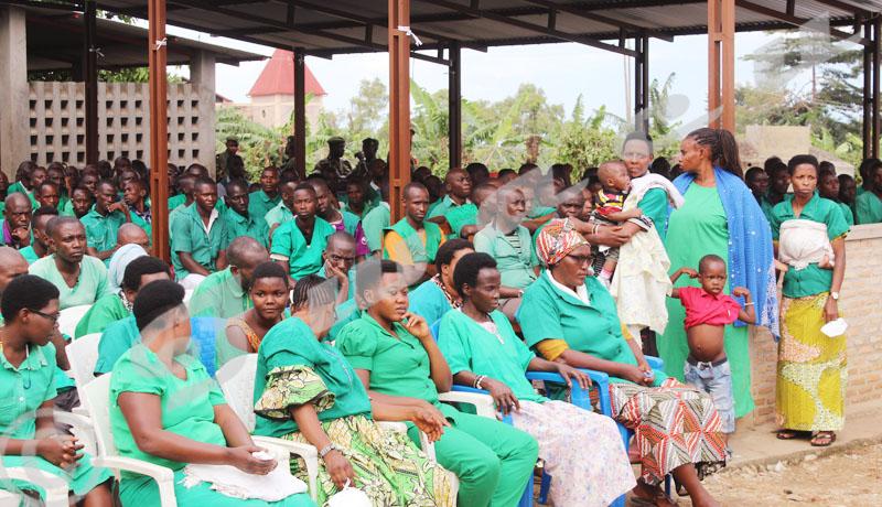 Prison de Mpimba : 944 prisonniers retrouvent l'air libre