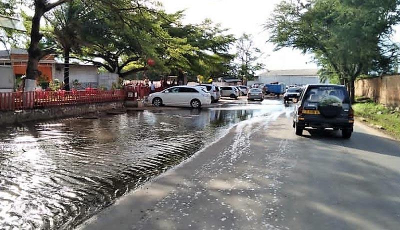 Montée des eaux du lac Tanganyika : les dégâts  continuent à se multiplier