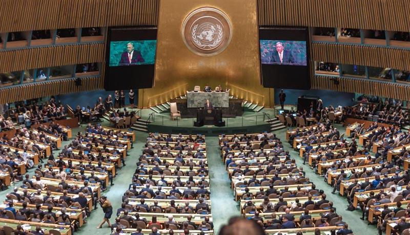 Nations unies: le Non burundais suscite des interrogations