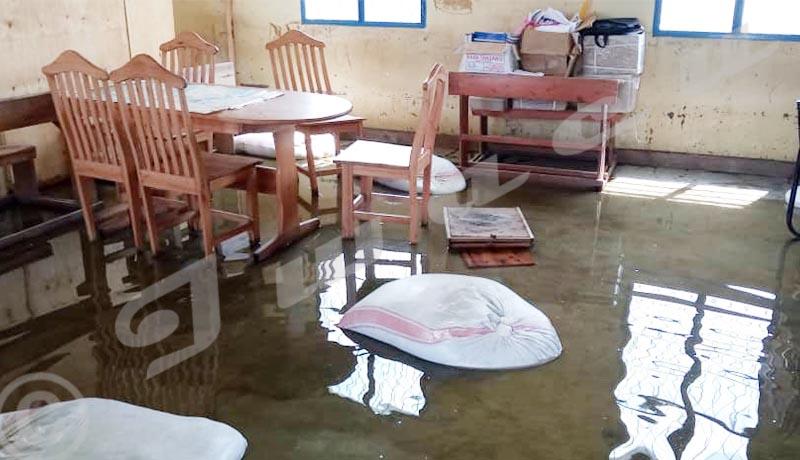 Concours national : des écoles inondées de Gatumba désespèrent