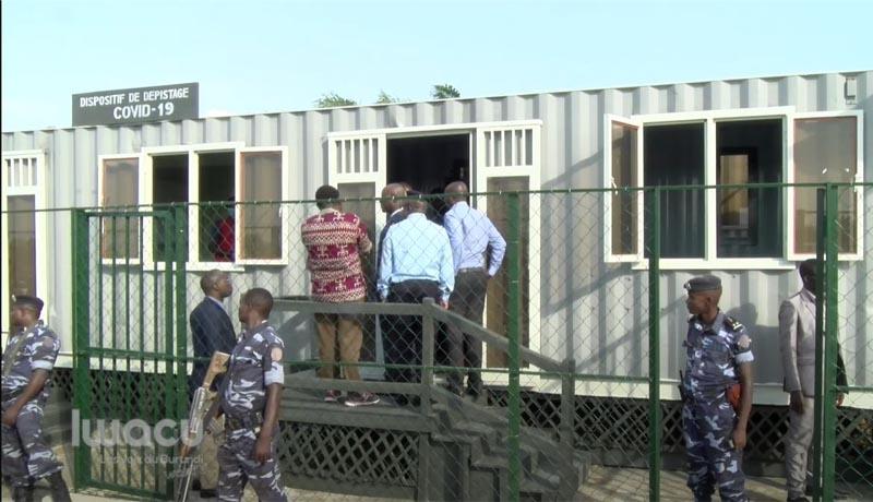 Covid-19: Le poste frontalier de Gatumba sera rouvert dès le mois de  juin
