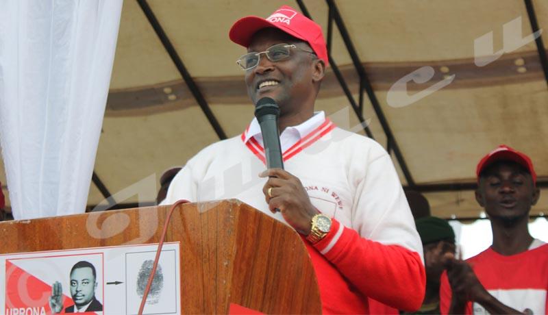 «Seul le dialogue pourra ramener la sérénité dans le parti Uprona»
