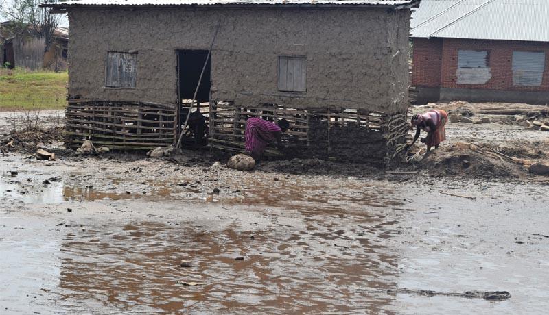Gatumba : le calvaire des victimes des  inondations