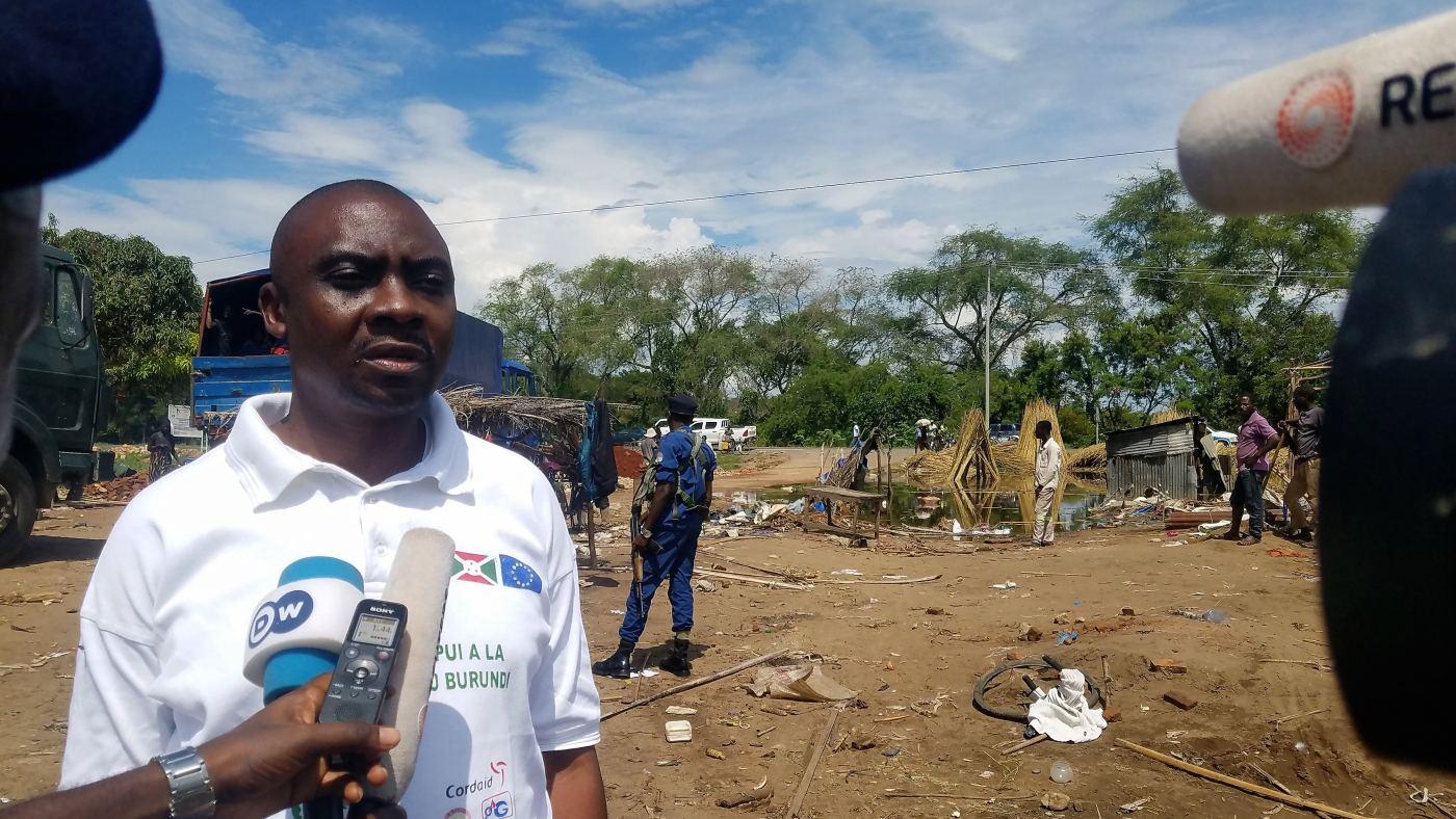 Inondations: Plus de 4.223 ménages affectées par les crues des rivières Rusizi, Kajeke et Mpanda