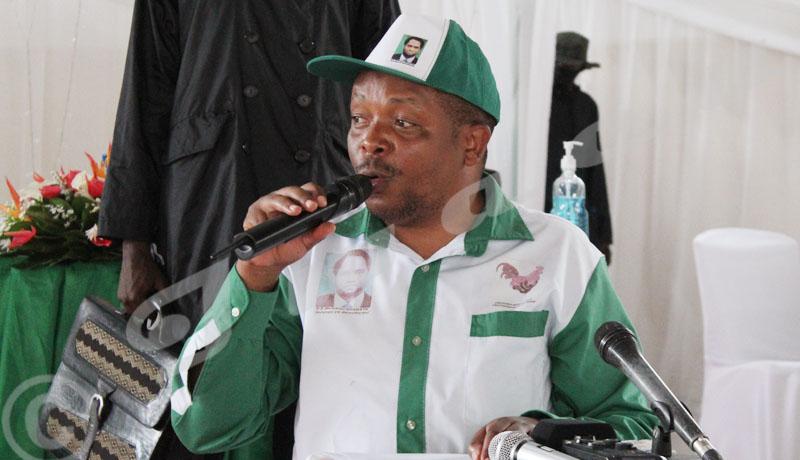 Le parti Sahwanya Frodebu Nyakuri troque le coq de Ndadaye contre un tracteur