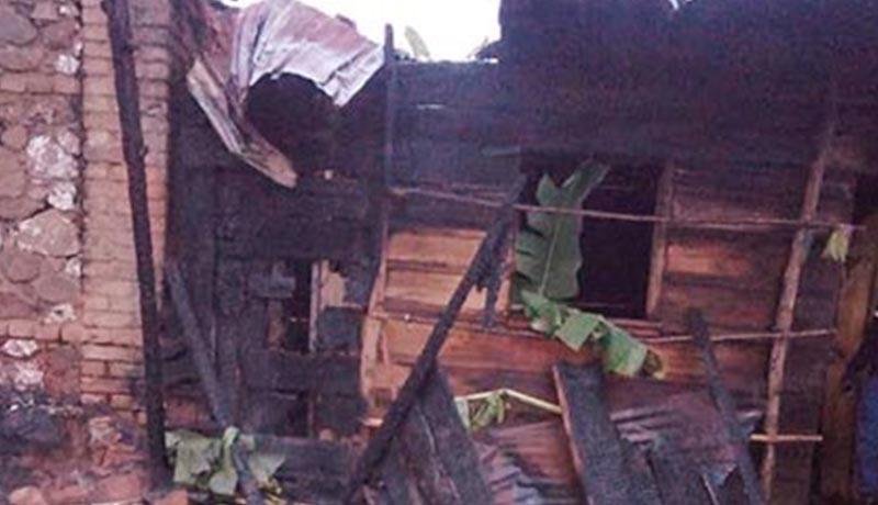 Kayanza : des marchandises parties en fumée à Butaganzwa
