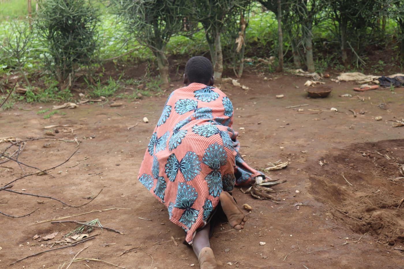 Handicapée, violée… elle vit un cauchemar