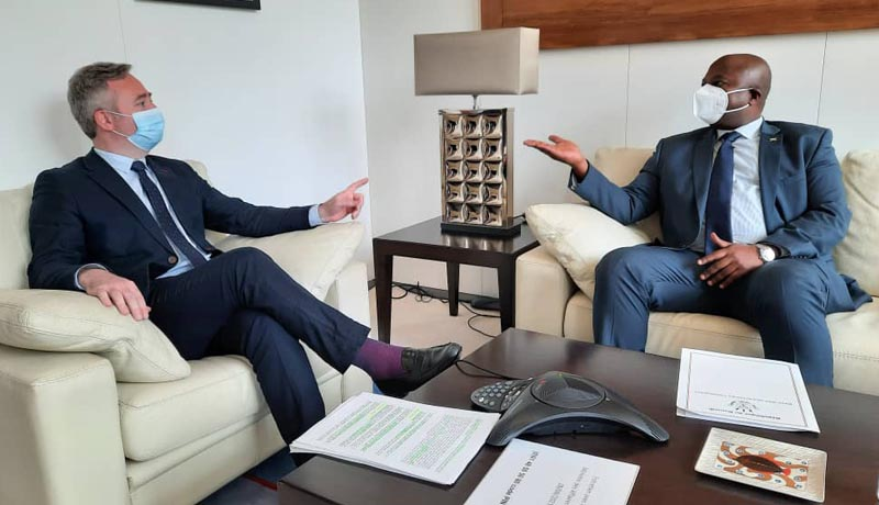 Tournée européenne du ministre Shingiro : Un voyage scruté à la loupe