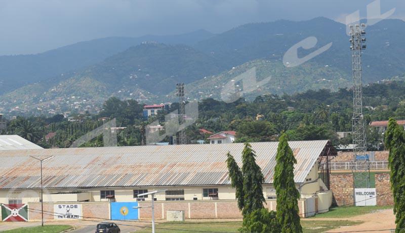 CAF : plus de matchs internationaux au Burundi