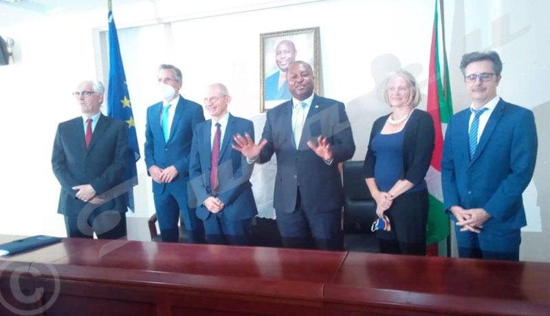 Coopération Burundi-UE: entre jubilation et indignation