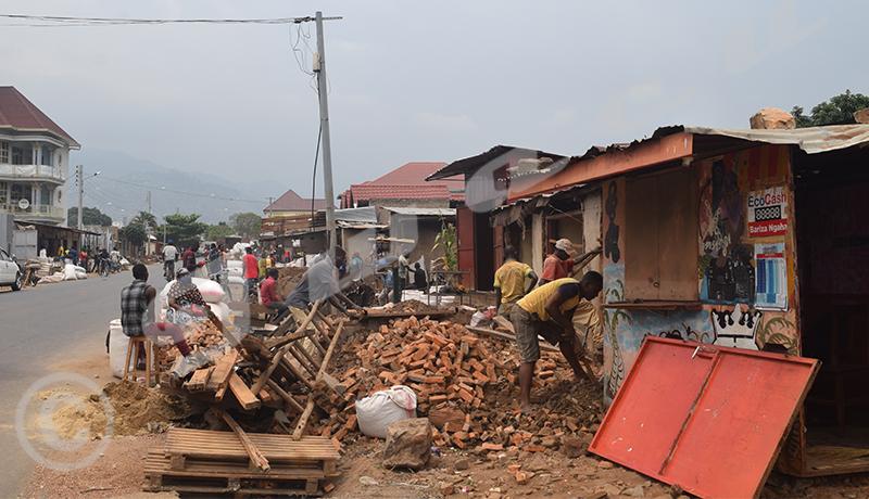 Campagne de démolition des constructions anarchiques : griefs des propriétaires