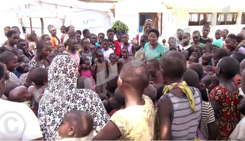 L'insupportable vie des déplacés de Maramvya