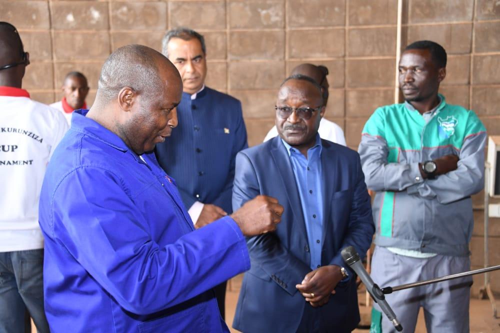 OTRACO: son directeur, traité d'escroc par le chef de l'Etat, limogé