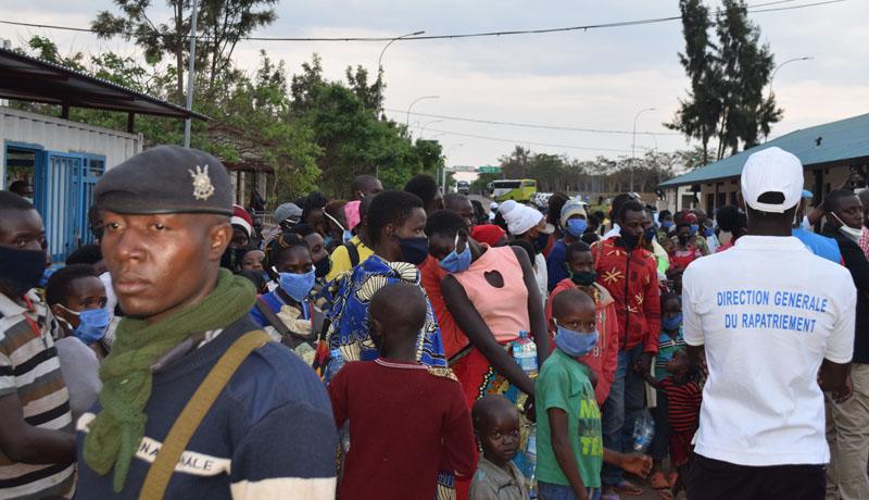 Journée mondiale du réfugié : Gitega appelles les réfugiés burundais à rentrer