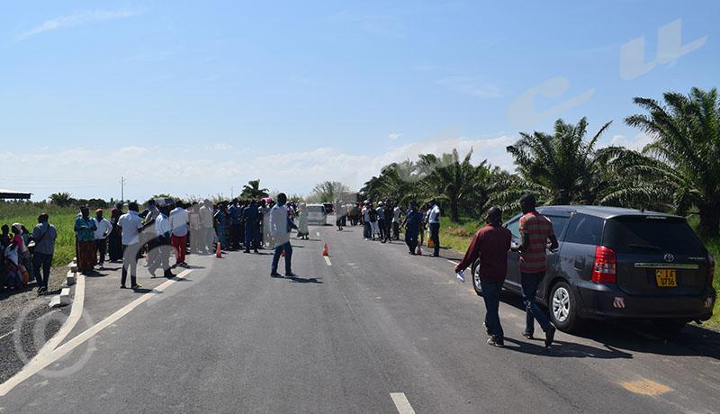 Covid-19 : Réouverture du poste-frontière de Gatumba, les 30USD du test pour les Congolais décriés