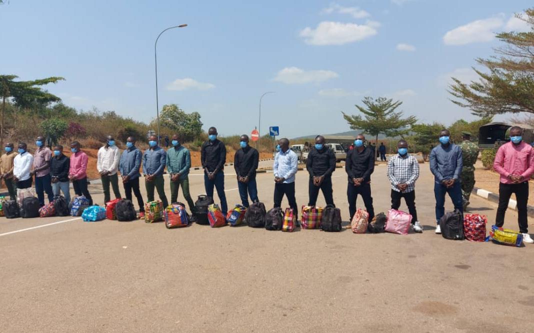 Remise par Kigali de 19 présumés rebelles burundais: Gitega réclame aussi les putschistes