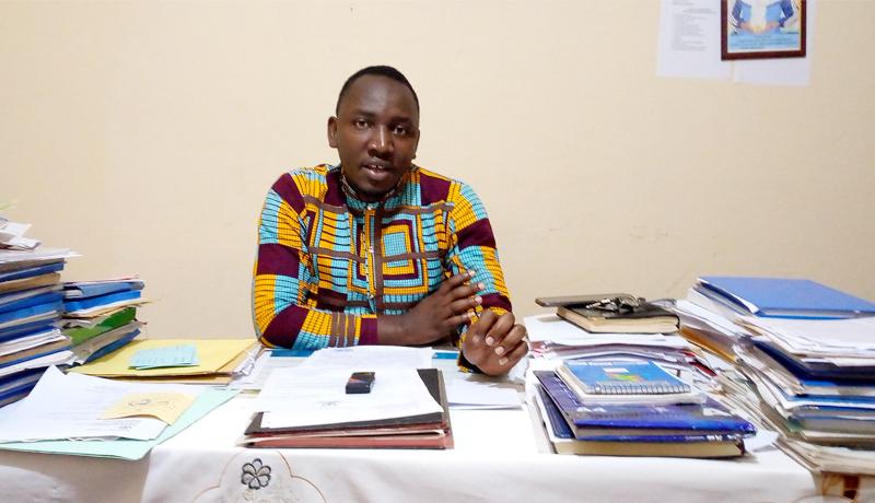 Interview exclusive: «Je vais faire  de ma commune le poumon du Burundi»