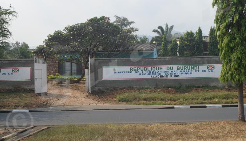 Académie Rundi : Des promesses plus que des réalisations