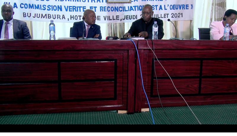CVR /Bujumbura Maire : tous azimuts pour la vérité mais…