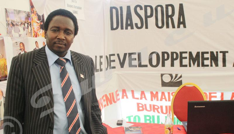 « Les fonds envoyés au Burundi par la diaspora ont augmenté de 3% depuis 2012 »