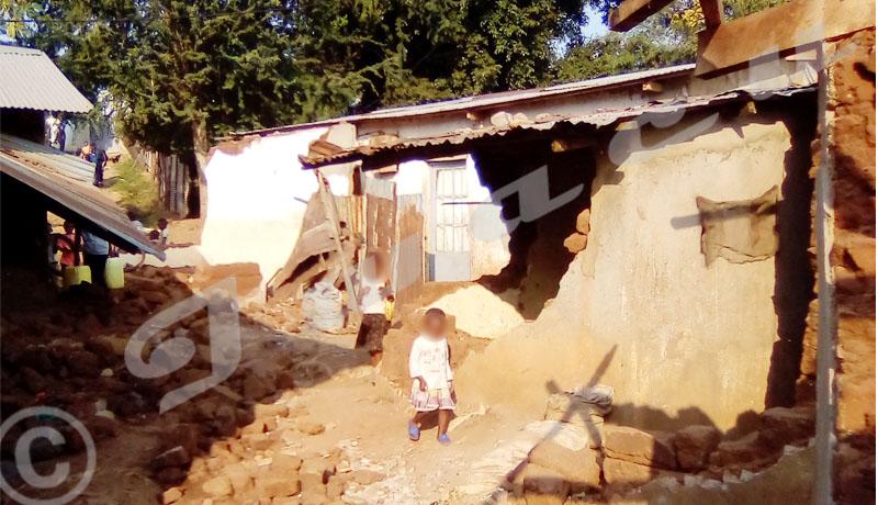 Mugoboka : le ministre Ndirakobuca exige la reconstruction de maisons démolies illégalement