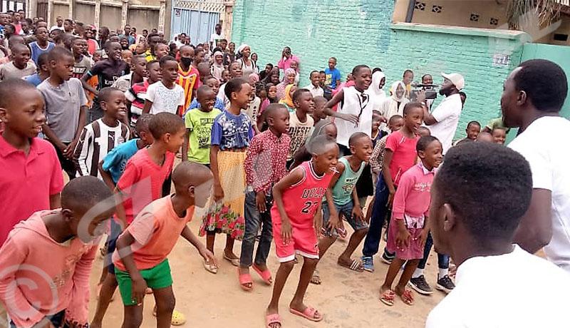 Mukaza : Mettre fin à l'oisiveté des élèves en vacances