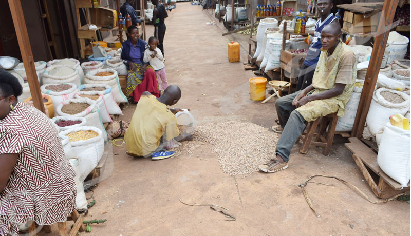 Gitega : A qui profitent les prix des produits agricoles?