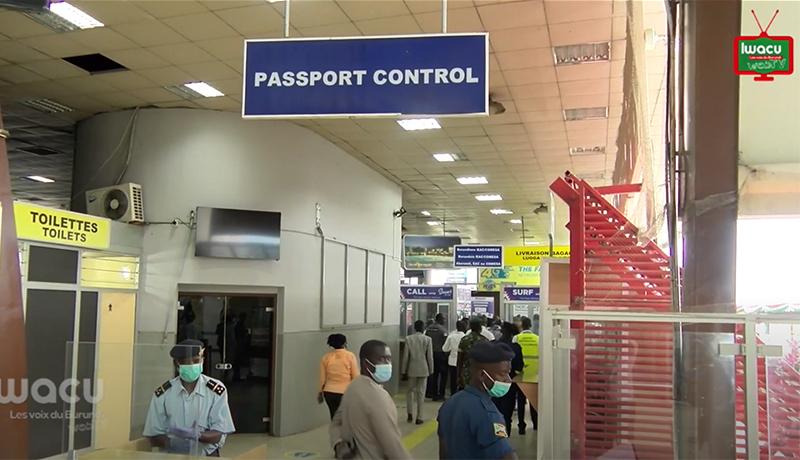 Covid-19/Aéroport International Melchior Ndadaye: de possibles cas positifs ''errants''?