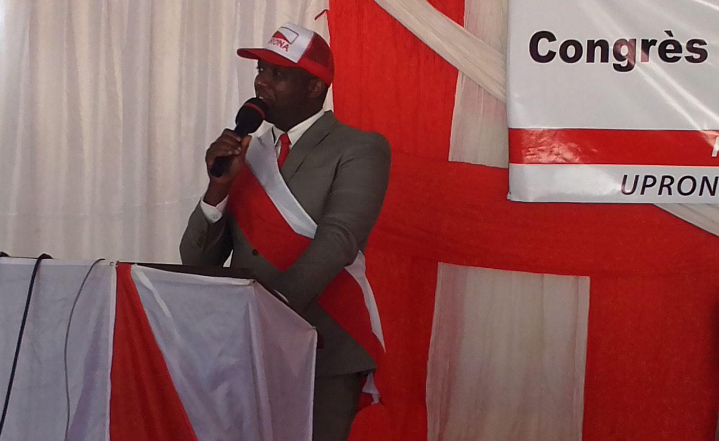 Les nouveaux dirigeants de l'Uprona entérinent l'exclusion de Gaston Sindimwo et Cie