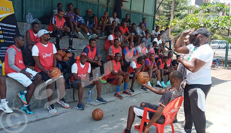 Basketball: A la recherche de joueurs à haut potentiel