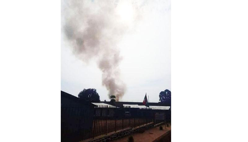 Un incendie à la prison centrale de Gitega