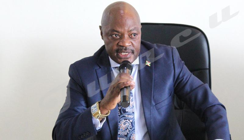 Mairie de Bujumbura/Covid-19 : lemaire s'inquiète de la recrudescence des cas positifs