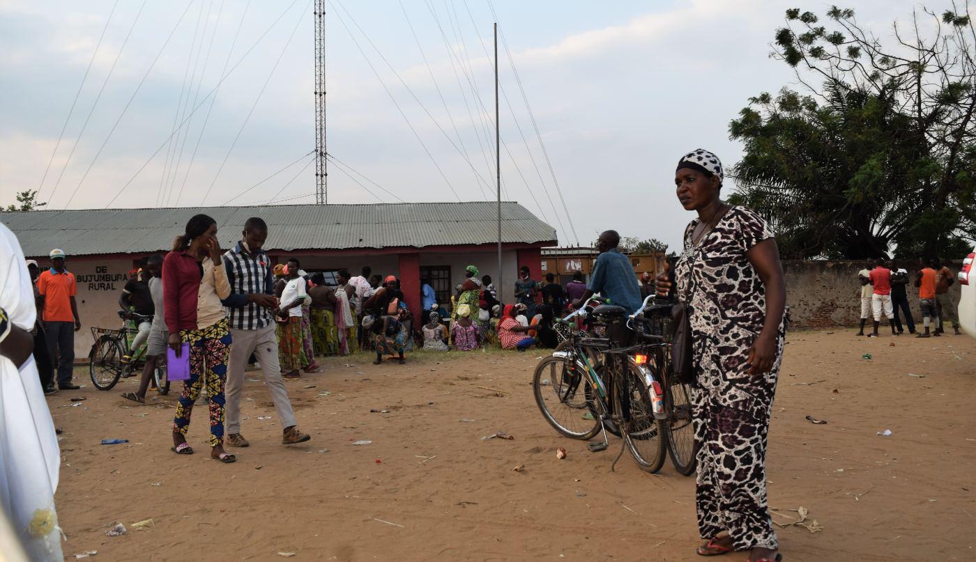 Des victimes des inondations de Gatumba rayées de la liste des bénéficiaires d'aide