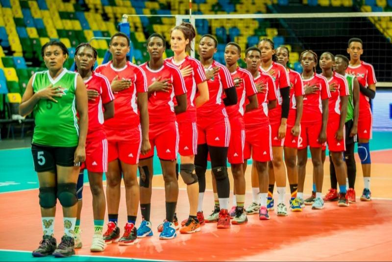 Championnat africain de volley, l'équipe nationale féminine burundaise coincée à l'aéroport Melchior Ndadaye