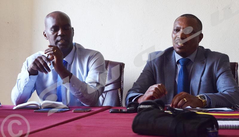 Les barreaux de Bujumbura et de Gitega ensemble pour affronter les défis