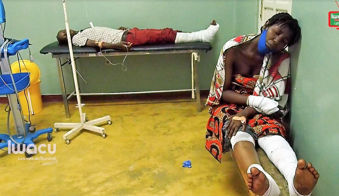 « 2 morts et plus de 100 blessés » dans les deux attaques à la grenade