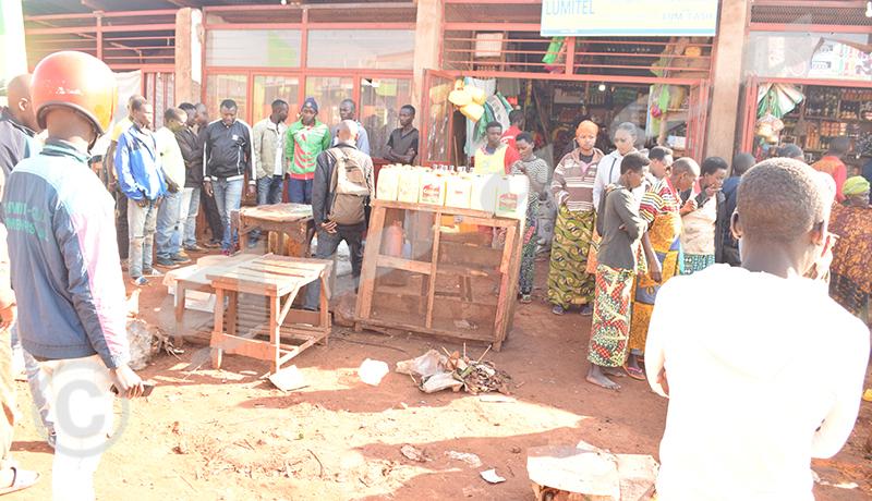 Gitega: 3 morts et une trentaine de blessés dont 2 grièvement dans une attaque à la grenade
