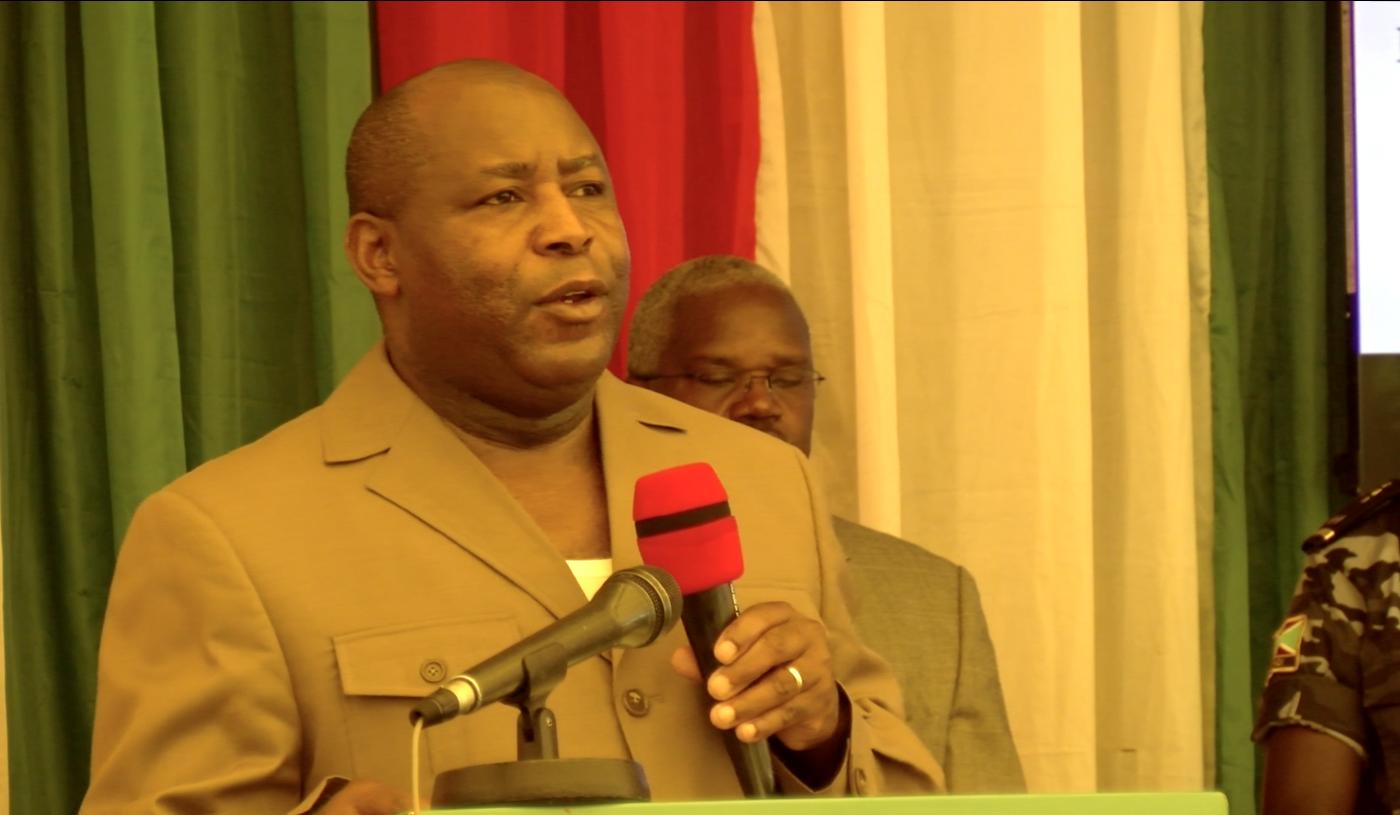 Evariste Ndayishimiye: «Sera considérée comme inexistante toute personne non recensée»