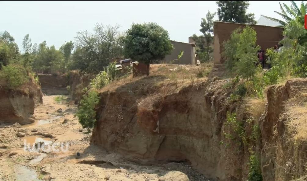 La rivière Kizingwe se fait menaçante
