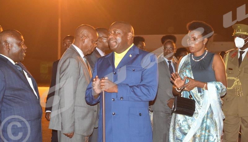 Burundi: Evariste Ndayishimiye participera à la 76ème session de l'Assemblée Générale de l'ONU
