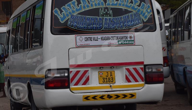 Des propriétaires des bus de transport en commun dans le désarroi