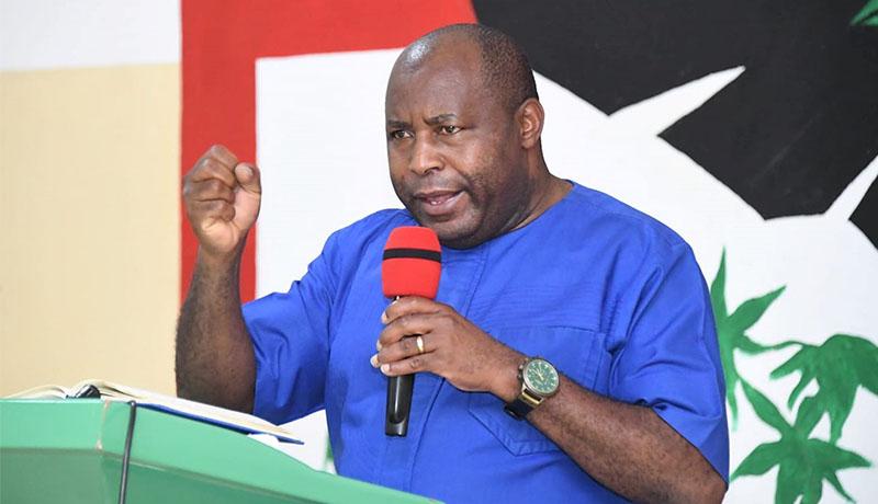 Evariste Ndayishimiye : « Il y en a qui veulent ma mort »