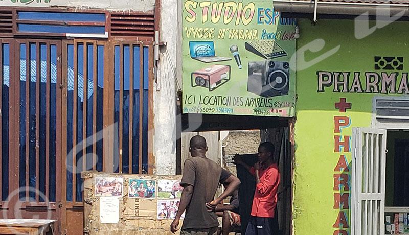 Ntahangwa : « Plus de salles de cinéma et de studios au-delà de 18 heures »