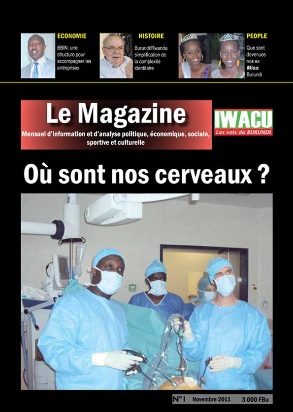 IWACU Magazine n°1