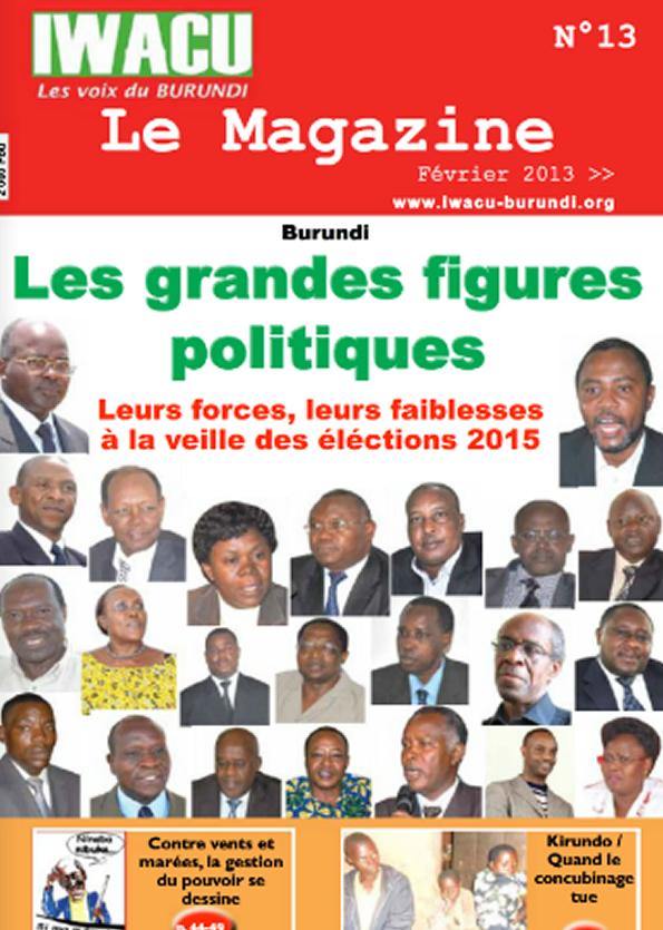 IWACU Magazine n°13