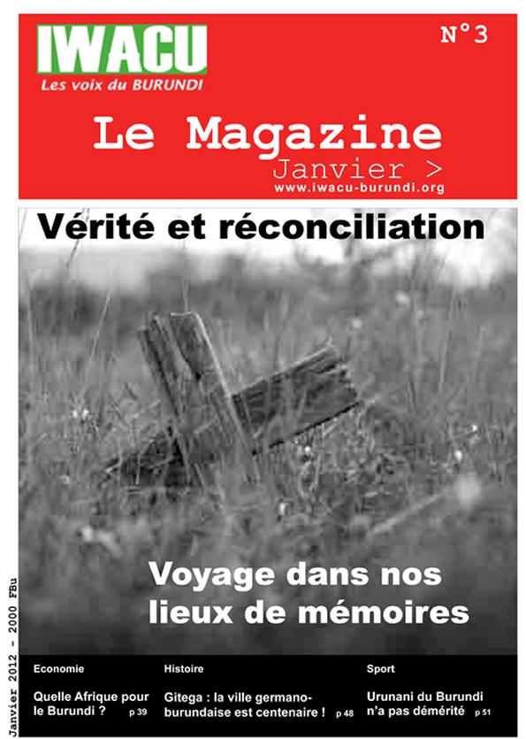 IWACU Magazine n°3