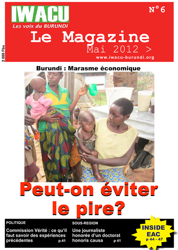 IWACU Magazine n°6
