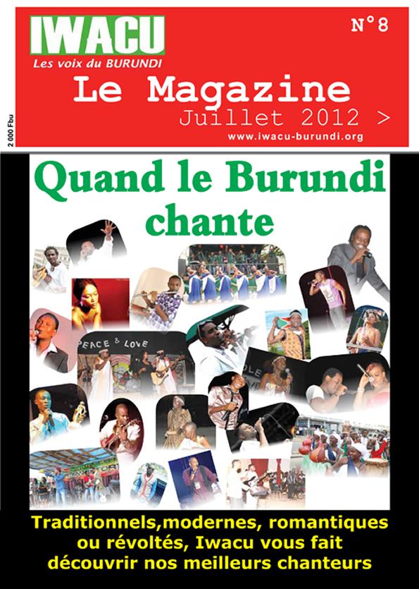 IWACU Magazine n°8